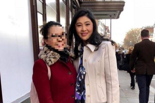 Cảnh sát Thái Lan liên hệ với Anh để tìm tung tích cựu Thủ tướng Yingluck