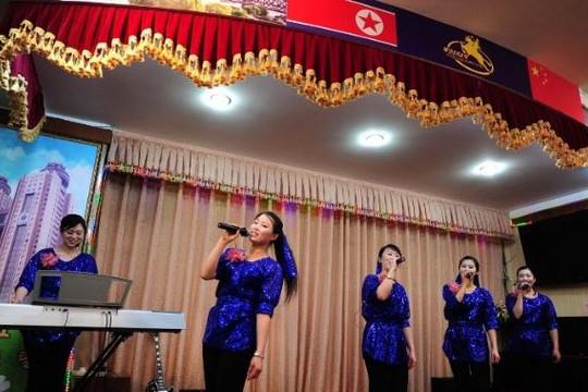 Nhà hàng Triều Tiên tại Trung Quốc sắp đến hạn phải đóng cửa