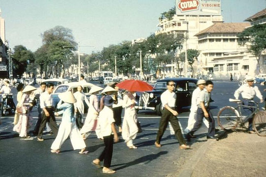 Những hình ảnh hiếm hoi về cuộc sống Sài Gòn năm 1956