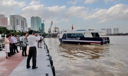 TP.HCM thí điểm chạy tàu từ Bạch Đằng đi Cần Giờ, Vũng Tàu