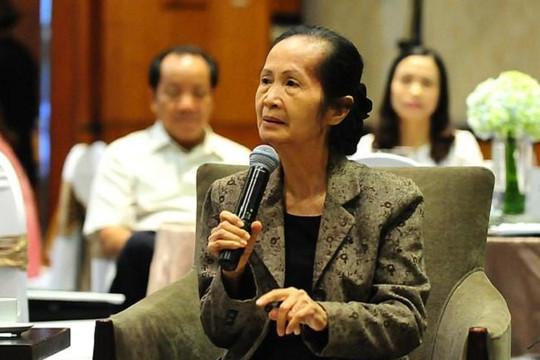 Bà Phạm Chi Lan: Các bộ không cần thiết cử người đại diện vào 'siêu ủy ban'