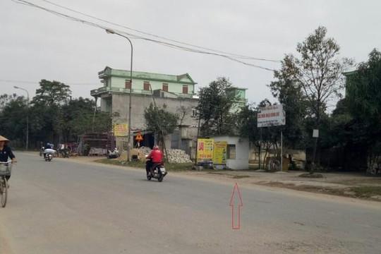 Hà Tĩnh: Một cán bộ huyện bị kẻ lạ mặt đâm trọng thương