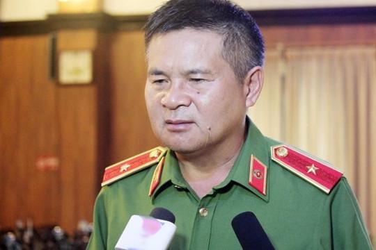 Thiếu tướng Hồ Sỹ Tiến lên tiếng vụ 'bỏ lọt tội phạm trộm cắp xăng máy bay'