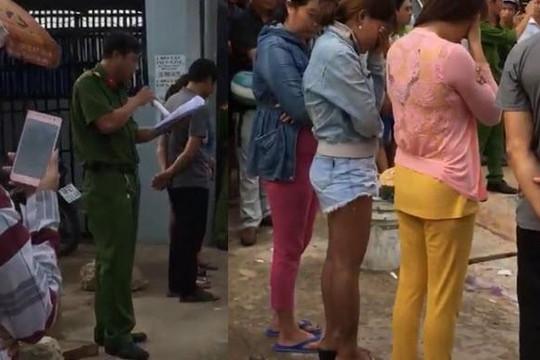 Công an Phú Quốc bắt người mua bán dâm đứng giữa đường, bêu tên