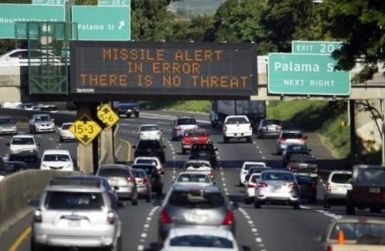 Mỹ thử đánh chặn tên lửa ở Hawaii thất bại
