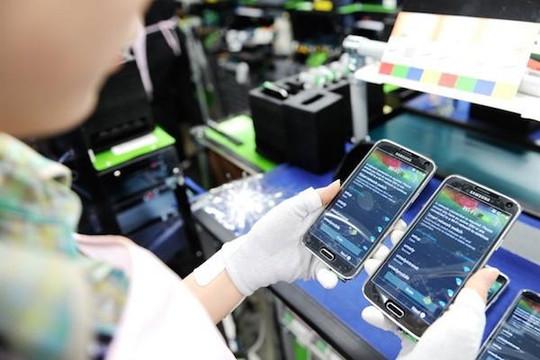 Xuất khẩu điện thoại đạt hơn 4 tỷ USD chỉ trong tháng 1