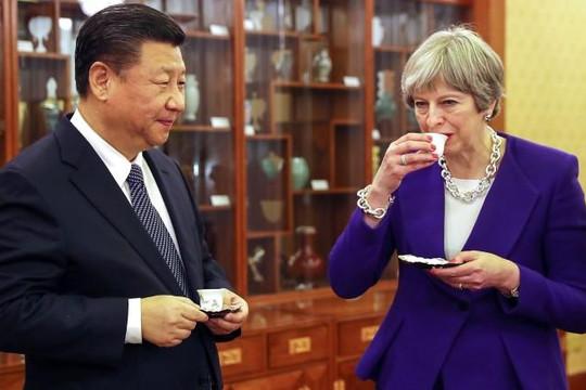 Báo Trung Quốc khen Thủ tướng Anh trong ứng xử về chuyện Hồng Kông