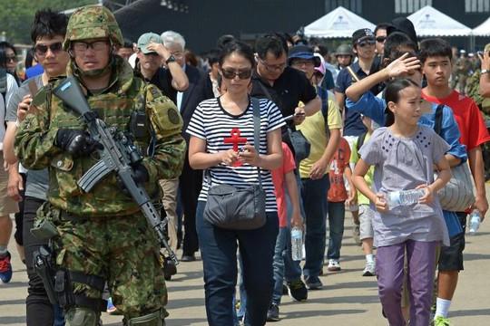 Nhật Bản sẽ sơ tán công dân khỏi Hàn Quốc