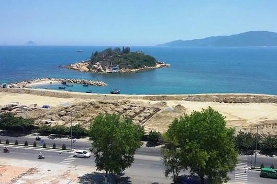 Khánh Hòa chính thức thu hồi dự án lấn biển Nha Trang Sao