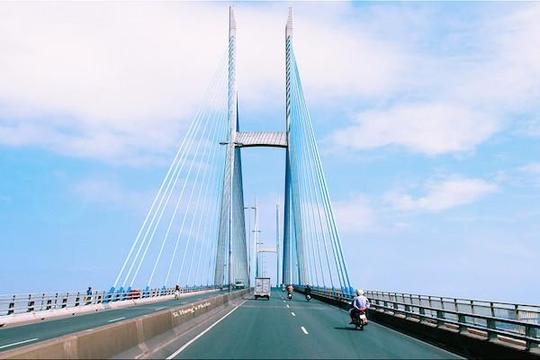 Cầu Mỹ Thuận 2 dự kiến to và đẹp hơn cầu Mỹ Thuận hiện tại