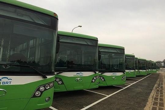 Hà Nội đề xuất cho các phương tiện khác chạy chung với buýt nhanh