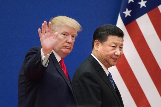 Ông Trump ca ngợi ông Tập Cận Bình là 'Chủ tịch trọn đời'
