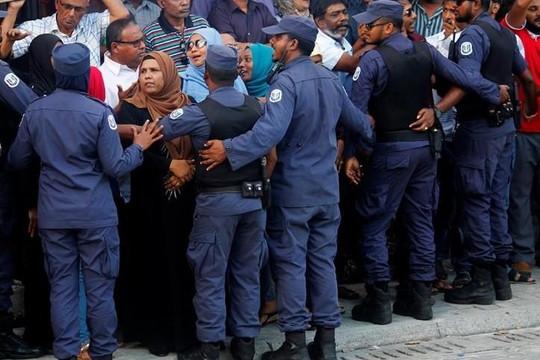 Maldives 'đi trên dây' giữa Trung Quốc và Ấn Độ