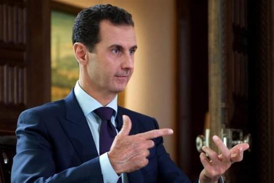 Tổng thống Syria Bashar al-Assad tuyên bố tiếp tục tấn công đông Ghouta