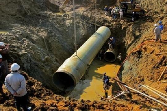 Sáng nay, xét xử 9 bị cáo trong vụ vỡ đường ống nước sông Đà