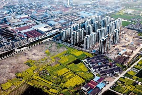 Trung Quốc trong cơn lốc đô thị hóa chóng mặt