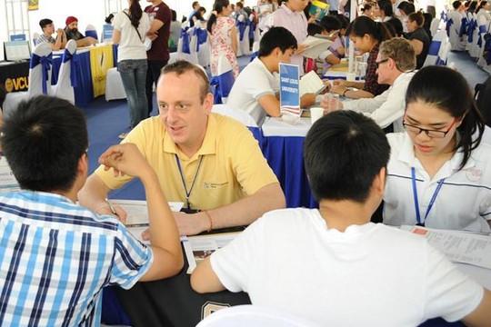 Triển lãm giáo dục Mỹ tại Việt Nam, cơ hội được nhận học bổng cho sinh viên VN
