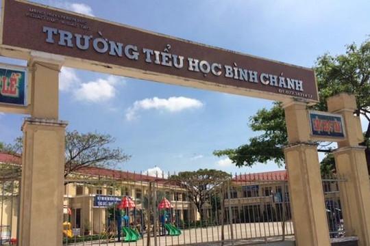 Vụ cô giáo quỳ gối: Chi bộ Đảng bỏ phiếu kỷ luật cảnh cáo ông Võ Hòa Thuận