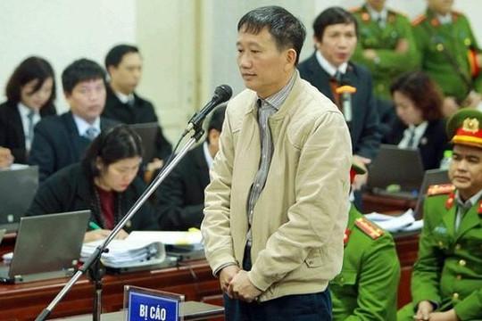 Con trai của Trịnh Xuân Thanh kháng cáo, đề nghị trả lại tài sản