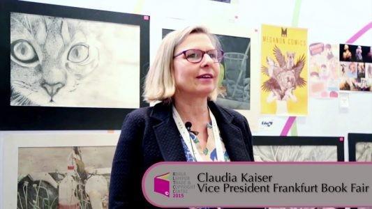 Phó chủ tịch hội chợ sách quốc tế Frankfurt làm việc với các đơn vị xuất bản VN