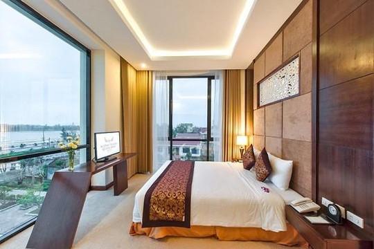Tập đoàn khách sạn Mường Thanh triển khai chương trình ưu đãi khủng 'Nghỉ hè chất, giá ngất ngây' tại VITM 2018