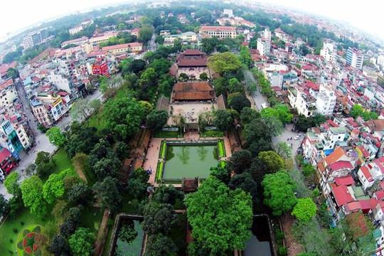 TripAdvisor bình chọn Hà Nội trong top 25 điểm đến tuyệt vời nhất 2018