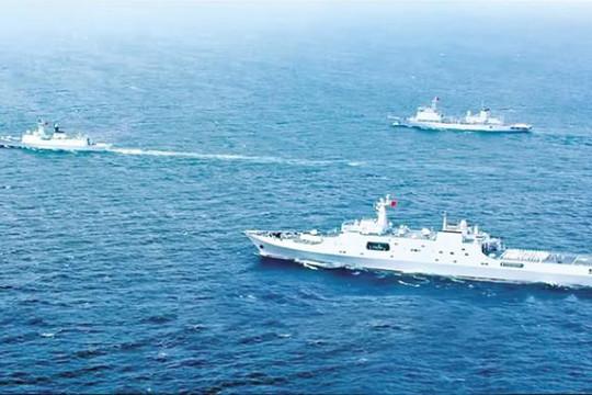 Thông tin về chủ quyền Biển Đông trong 'Điệp vụ biển đỏ'  là suy diễn