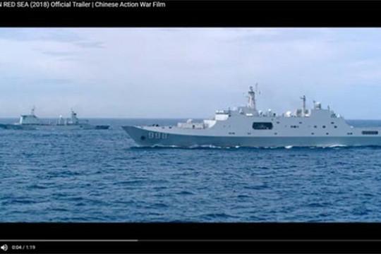 Phim Điệp vụ Biển đỏ: Cục điện ảnh thiếu kiến thức Biển Đông và vô trách nhiệm?