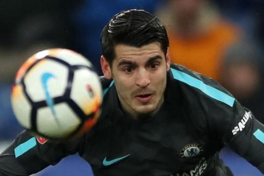 Alvaro Morata đang cố tự cứu mình