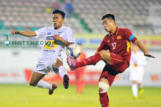Thắng cách biệt U.19 HAGL, thầy trò Vũ Hồng Việt vô địch giải trước một vòng đấu