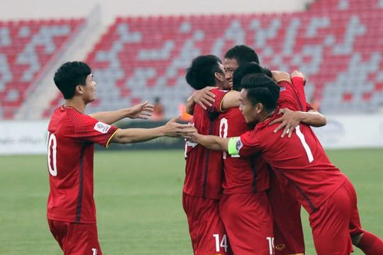 HLV Park Hang-seo khen ngợi học trò: 'Tuyển Việt Nam đã chiến đấu bằng tinh thần tuyệt vời'