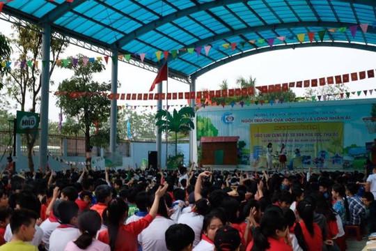 Hà Nội: Hơn 12.000 bạn nhỏ tham gia 'Đại sứ văn hóa đọc'