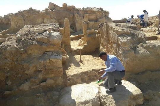 Phát hiện một đền thờ từ thời Hy Lạp-La Mã cổ đại
