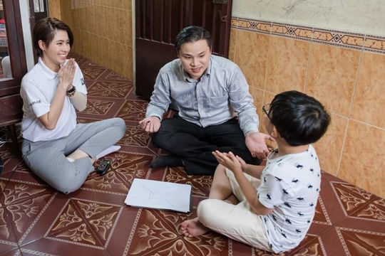 Chương trình truyền hình nổi tiếng 'Groom my room' của Singapore đến Việt Nam