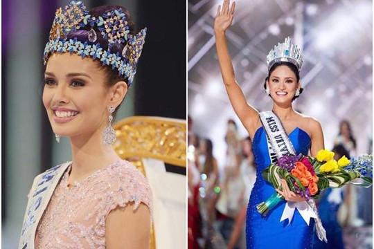 Hoa hậu thế giới Megan Young và HH Hoàn vũ Pia Wurtzbach sang Việt Nam