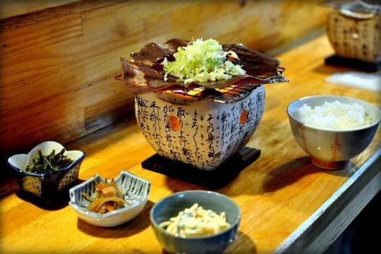 8 địa điểm để được ăn ngon khi du lịch Nhật Bản
