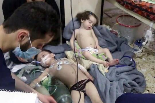 Mỹ cũng có thể bị tấn công bằng vũ khí hóa học như ở Syria