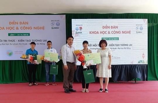 Hơn 200 sinh viên và nhà khoa học trẻ tham dự Diễn đàn KH&CN lần 7