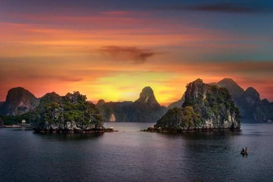 Vịnh Hạ Long, Mù Cang Chải lọt top 25 cảnh đẹp nhất Trái đất