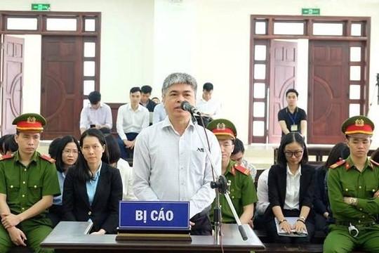 Nguyễn Xuân Sơn: Tôi chỉ là người khuân vác tiền hộ Hà Văn Thắm