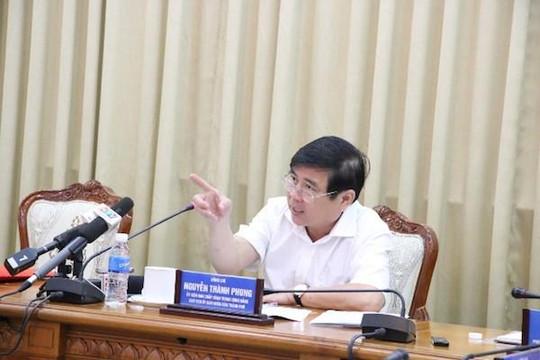 Chủ tịch UBND TP.HCM yêu cầu rà soát 85 dự án treo tại Nhà Bè, Bình Chánh