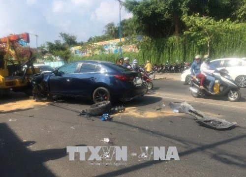 4 ngày nghỉ lễ, 79 người chết, 79 người bị thương do tai nạn giao thông