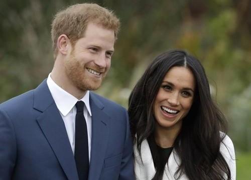 Chuyện tình cổ tích giữa hoàng tử Harry và cô gái thường dân đã qua một lần đò