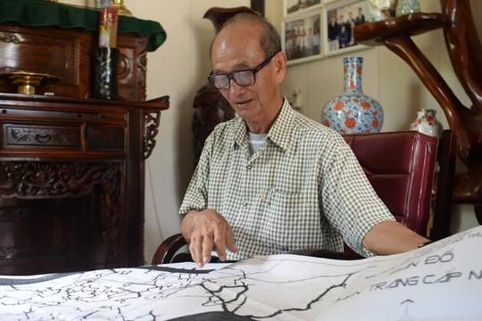 Nguyên Chủ tịch UBND TP.HCM: 'Tôi đang giữ bản đồ được coi là gốc của dự án Thủ Thiêm'