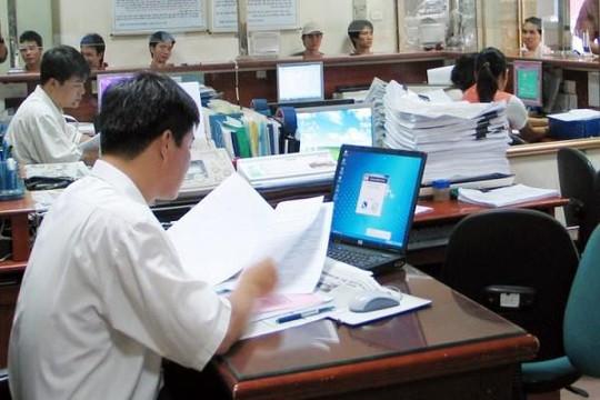 Bộ Tài chính đứng đầu về chỉ tiêu biên chế năm 2018