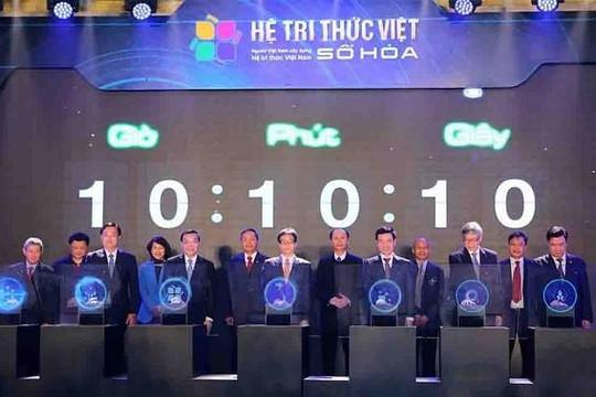 Quyết định thành lập Ban chỉ đạo Đề án 'Phát triển Hệ tri thức Việt số hóa'