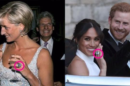 Đây là cách hoàng tử Harry tôn vinh công nương Diana trong đám cưới