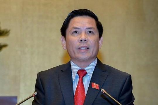 Bộ trưởng GTVT: Việc đổi tên thành 'trạm thu giá' sẽ được làm rõ trong phiên chất vấn