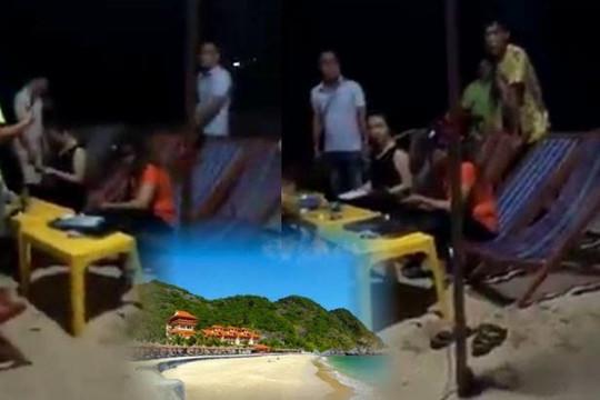 Ăn uống hết gần 2 triệu còn bị thu 500 ngàn phí ngồi ở bãi biển Đồ Sơn