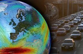 Dùng mô hình mô tả tình trạng tắc nghẽn giao thông để dự báo thời tiết